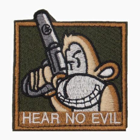 Обезьянка - Hear no Evil