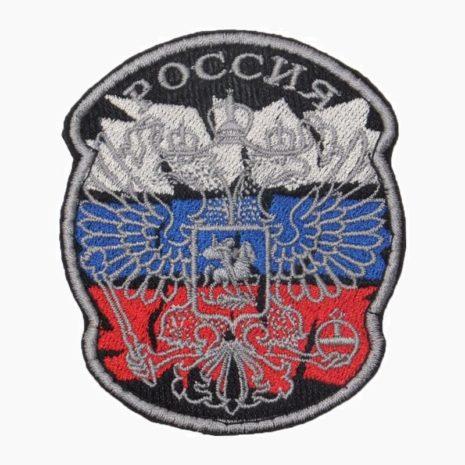 Орел на флаге РФ