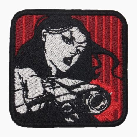 Город грехов - девушка с пушкой