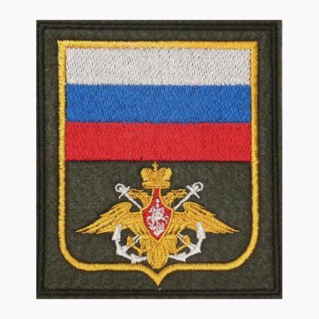Шеврон флаг России ВМФ